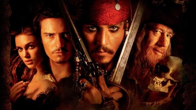 Personajes Piratas del Caribe