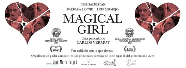 magical girl...